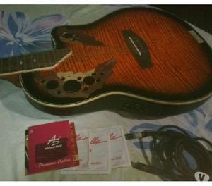 Guitarra Electro-Acústica fretmaster serie k