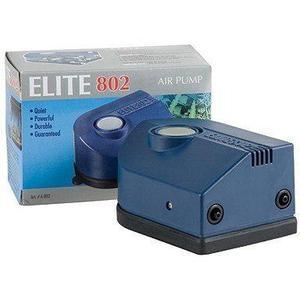 Motor de oxigeno pecera o acuario marca elite 2 salidas