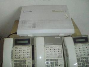 Central telefonica panasonic