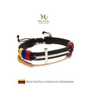 1937a7d3c549 Pulseras de cuero ajustables para caballero en Venezuela   REBAJAS ...