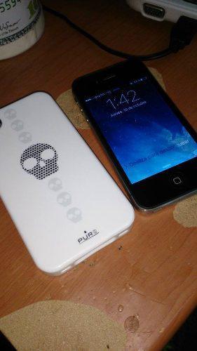 Iphone 4s 8gb. liberado de fabrica.