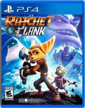 Juego ratchet & clank ps4 licencia original envio inmediato