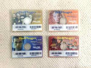 Tarjeta cd promoción telpago