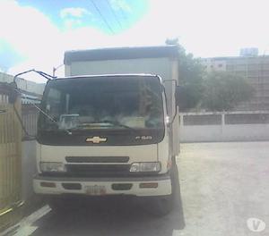 Camion chevrolet fsr 2007 para 7 toneladas