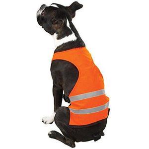 Chaleco reflectivo para perros marca animal planet