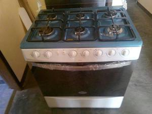 Cocina 6 hornillas marca clasf for Cocina 02 hornillas
