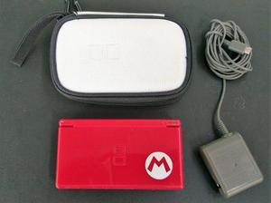 Nintendo ds lite edicion mario bros