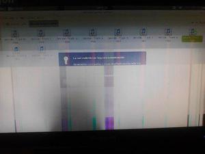 Televisor siragon 24 pulgadas full hd falla imagen guayana