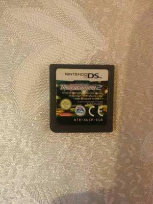 Juego para nintendo ds need for speed underground 2 original