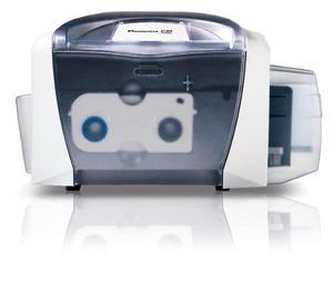 Máquina de impresión de carnet