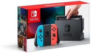 Nintendo switch totalmente nuevo en su caja