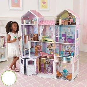 Casa para muñecas con accesorios entrega inmediata