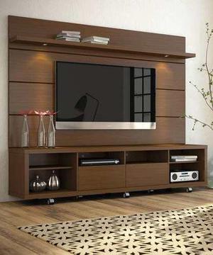 Centro de entretenimiento mueble para tv para tv hasta 55 - Fotos muebles para tv ...