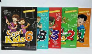 Cool kids second 1er a 6to gdo edition richmond student book