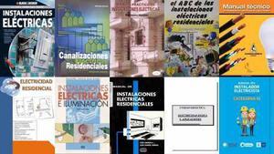 Instalaciones eléctricas (paquete de 10 libros pdf)