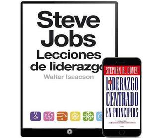 Liderazgo gerencia empresarial colección 40 libros