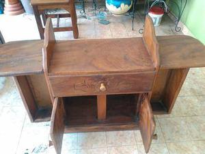 Mueble equipo sonido madera clasf - Muebles para equipo de sonido ...