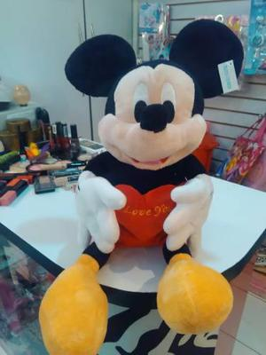 Peluche Mickey Mouse Disney 50cm San Valentin