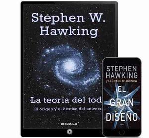 Stephen hawking colección completa 10 libros