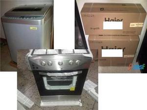 Aire, lavadora. cocina