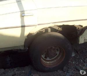 Camioneta Ranchera