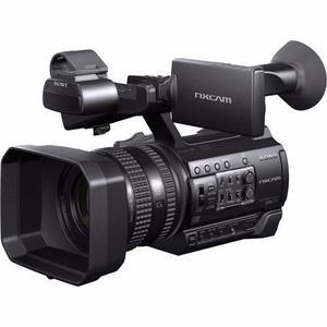 Cámara Sony Hxr-nx100 Full Hd Ranura Doble Sd Entradas Xlr
