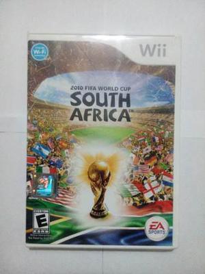 Juego para wii original south africa 2010 fifa worlcup