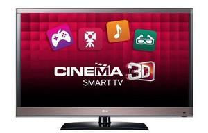 Lg smart tv 42lw5700 42 3d led 1080p wifi 4 lentes