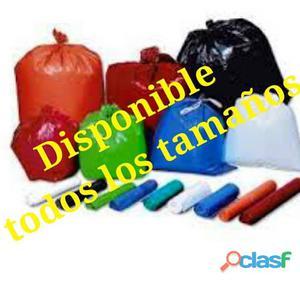 Bolsas de basura y bolsas de todo tipo