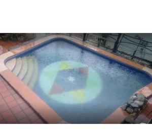 Alquiler de cabaña con piscina en merida