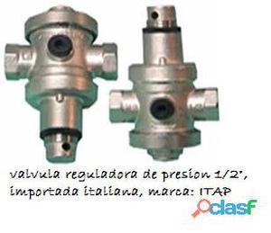 """Valvula reguladora de presion importada, 1/2 """",marca: itap"""