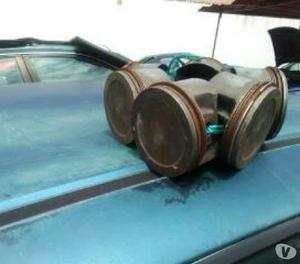Vendo juego de pistones para motor hyunday 2.7 std