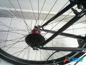 BICICLETA MARCA TREK MODELO 4300 RIN 26