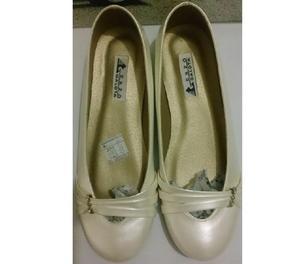 Zapatos de comunion o boda para niñas