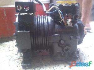 Compresor 2hp copeland semi hermetico de baja temperatura