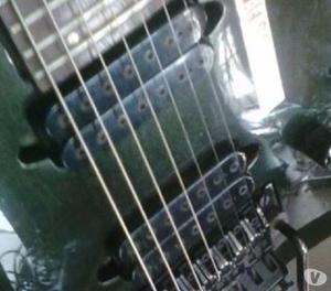 Guitarra electrica squier stagemaster 7 cuerdas