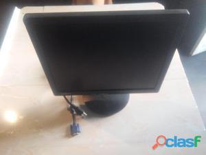 Monitor plasma de 17 p com cablu al cpu