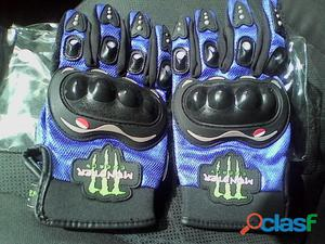 Guantes moster nuevos monster energy