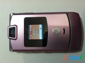 Teléfono celular básico mtorola v3