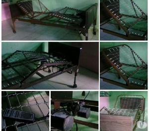 Vendo cama clinica ecletrica