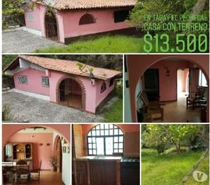 Casa en venta el rosal tabay