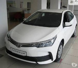 Toyota corolla s 2017 sincronico.