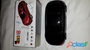 Se vende máquina de afeitar y carro mp3 sin cargador