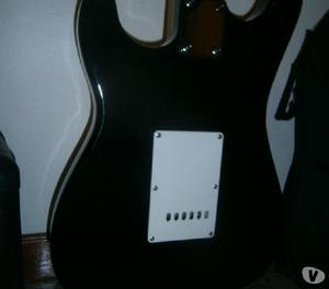 Guitarra electrica fretmaster y amplificador palmer