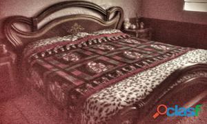 Bello Dormitorio 2×2 madera de lujo