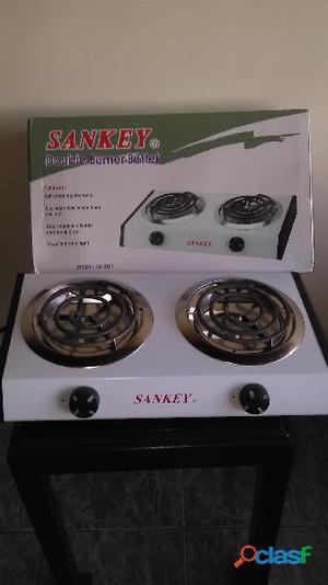 Cocina 2 hornillas electrica