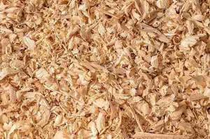 Aserrin de pino en virutas y por kilo