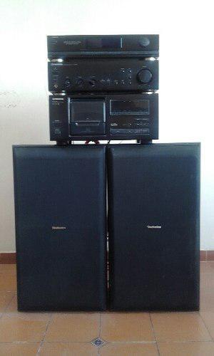Equipo de sonido independiente casero pioneer