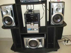 Equipo de sonido panasonic sa-ak750 precio hasta el 17/11