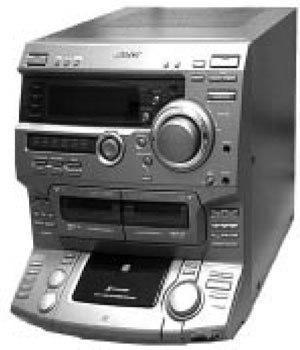 Equipo de sonido sony hcd